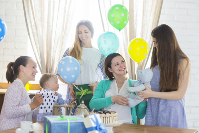 baby shower concept